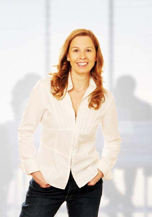 Andrea Frank - Autorin